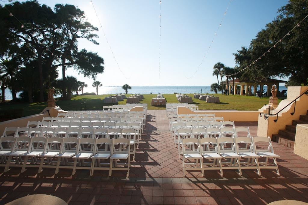 Powel Crosley Florida Waterfront Destination Wedding