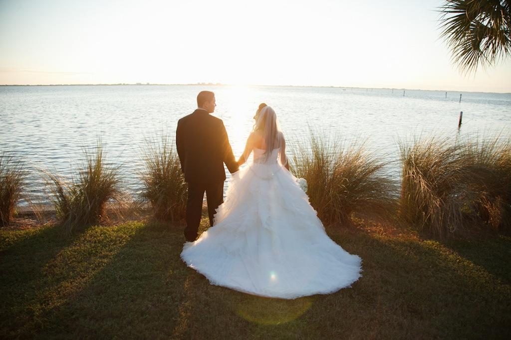 Waterfront Sarasota, Florida Wedding - Carrie Wildes Photography