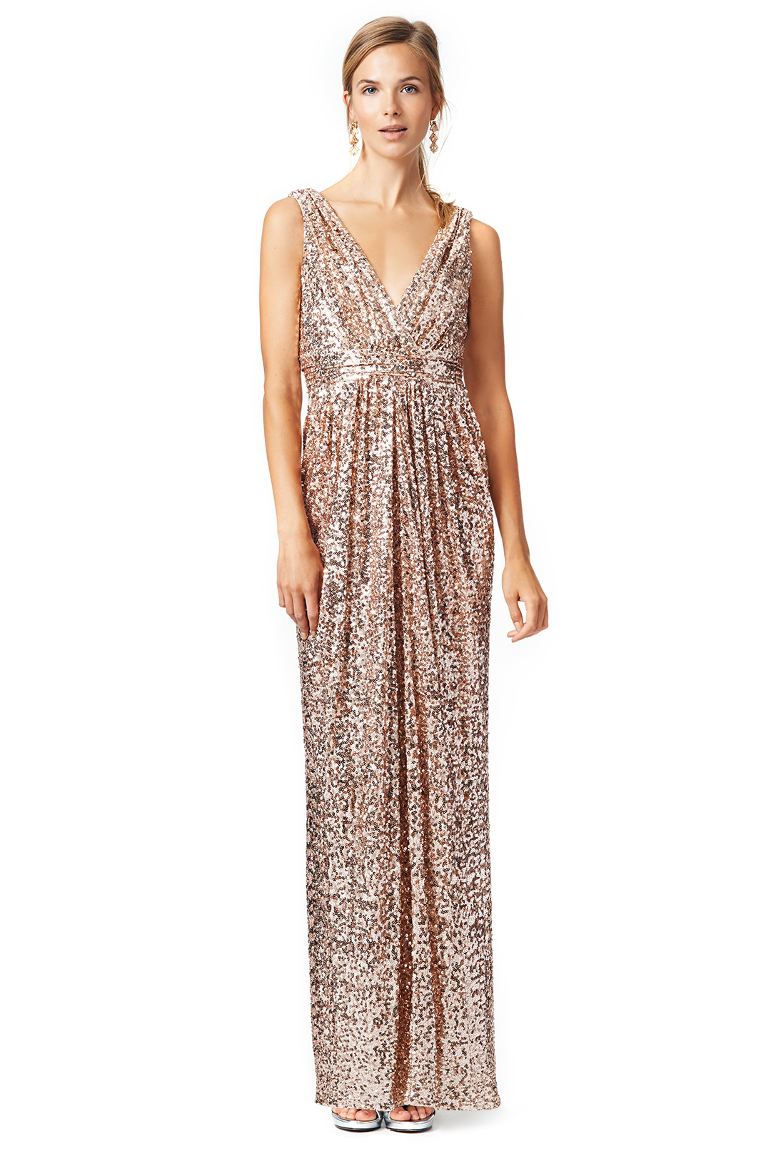 Rent the Runway - Badgley Mischka Glitz Gown