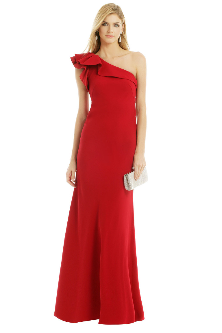 Rent the Runway - Carmen Marc Valvo All Eyes On You Gown