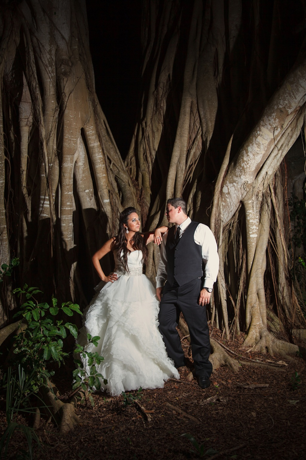 Powel Crosley Florida Waterfront Destination Wedding - Carrie Wildes Photography