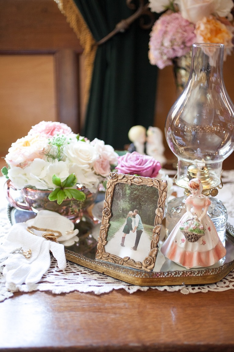 Vintage, Garden Ybor City Wedding - Don Vicente De Ybor Historic Inn - Tampa Wedding Photographer Esther Louise Photography - Tampa Wedding Planner Special Moments (57)