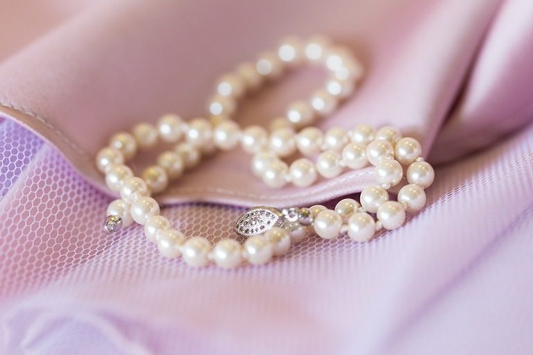Wedding Jewlery Pearls