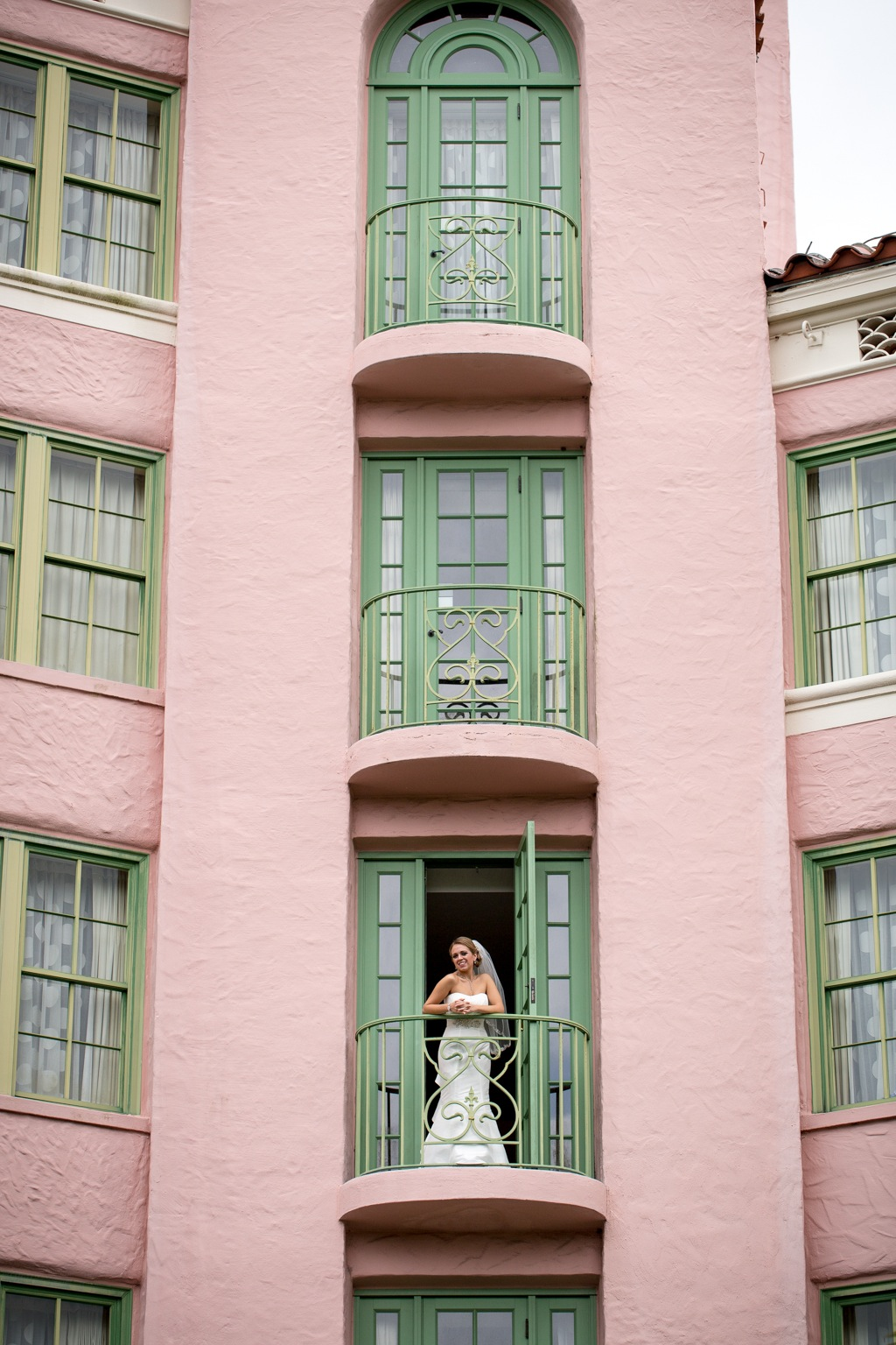 Renaissance Vinoy Bride St. Petersburg, FL