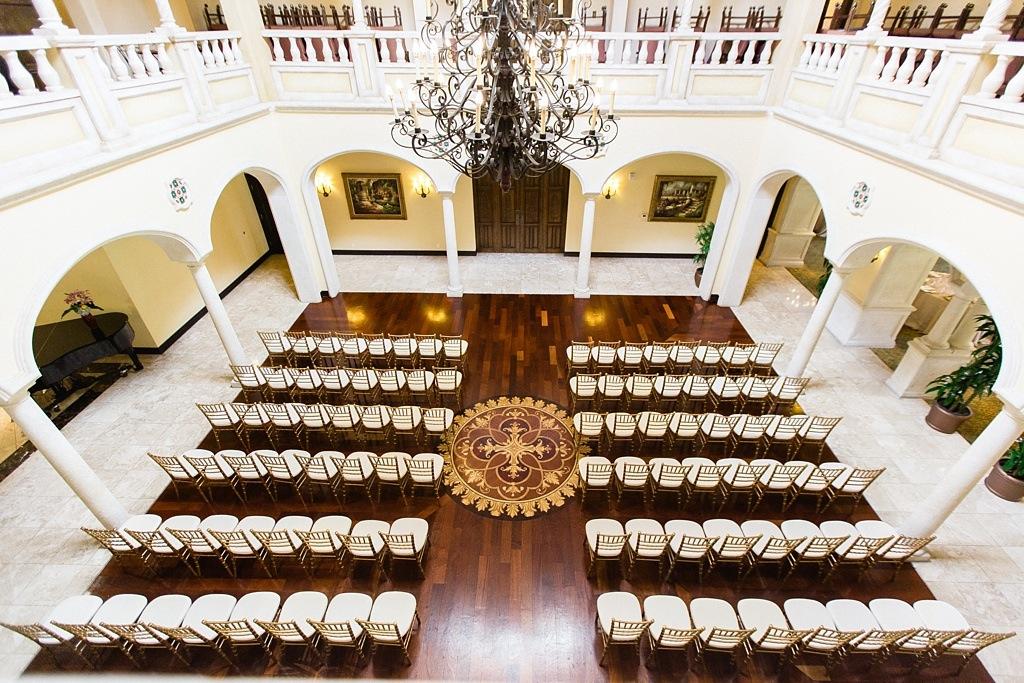 Avila Wedding Ceremony