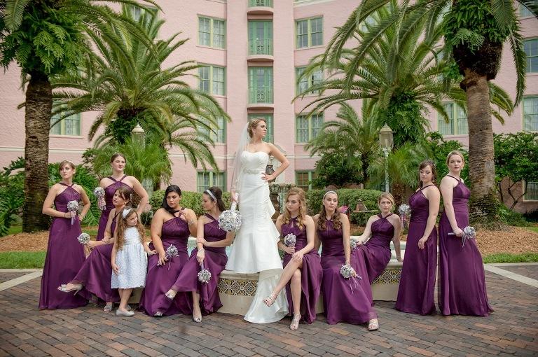 Vintage Wedding Dresses Tampa: NOVA 535 Wedding: Purple, Vintage 1920's St. Pete Wedding