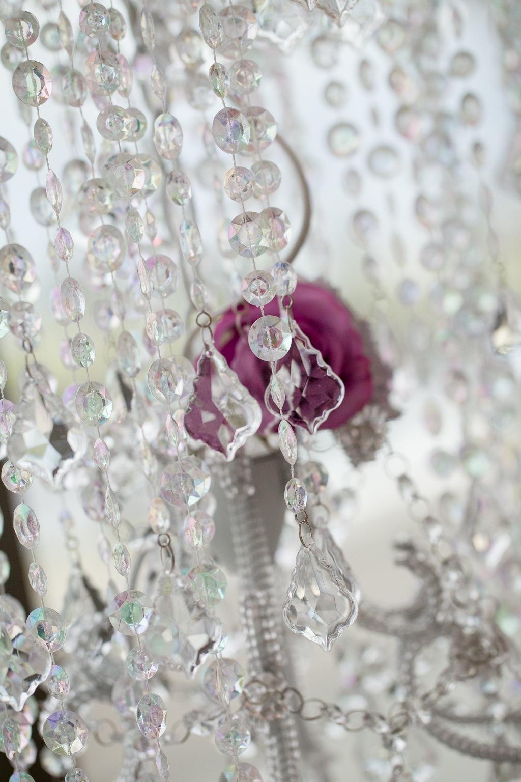 Crystal Strands Wedding Ceremony