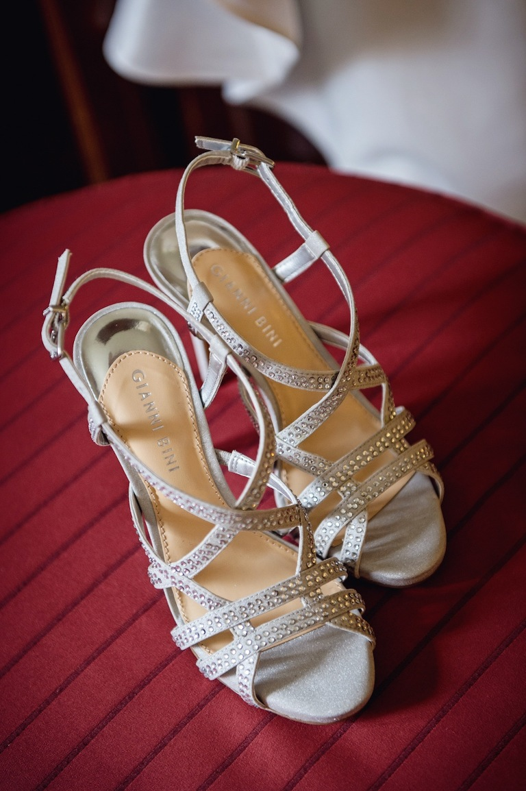 Sparkle, Bling Rhinestone Wedding Shoes