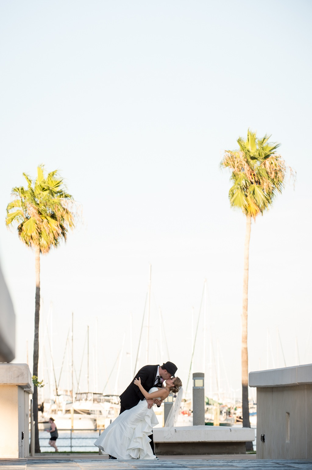 St. Pete Bride and Groom - Marc Edwards Photographs