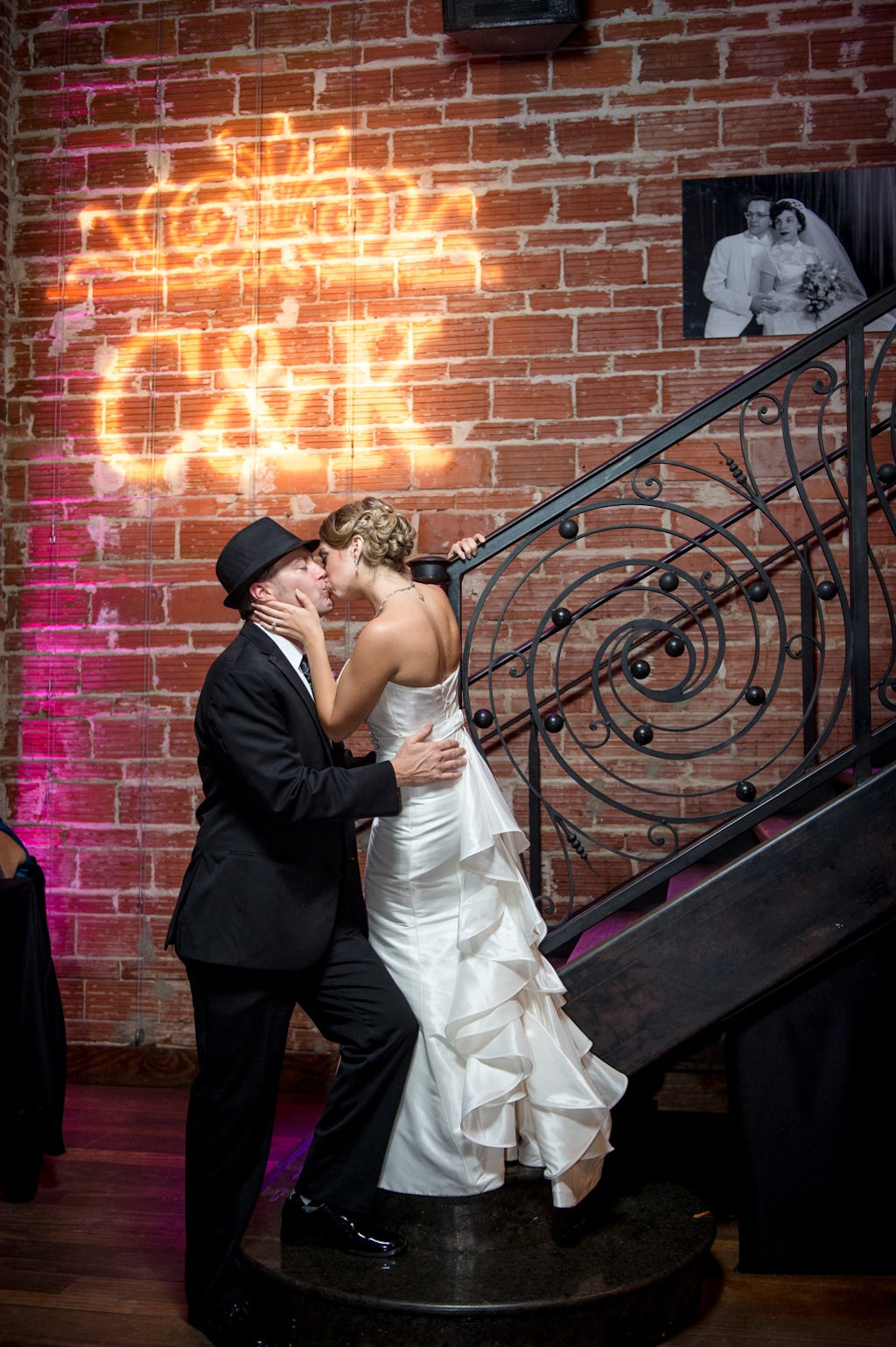 NOVA 535 Wedding Bride and Groom