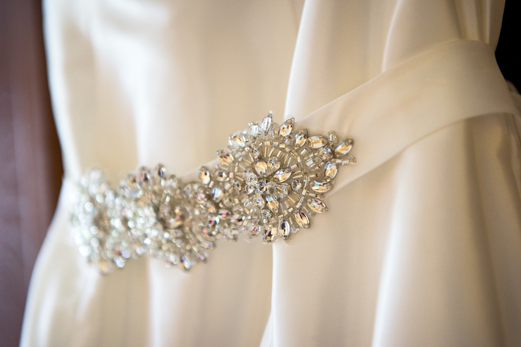 Jeweled Bel Wedding Dress