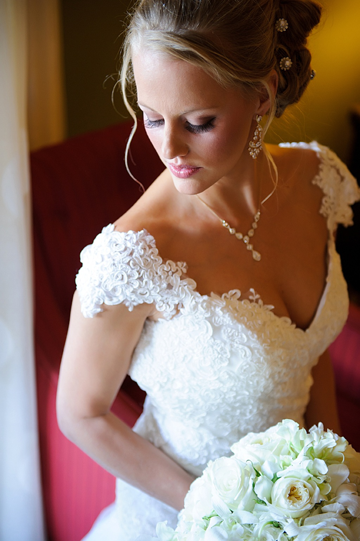 St. Petersburg Bride Getting Ready