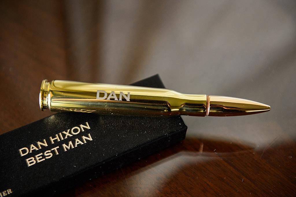 Groomsmen Gift Engraved Monogrammed Pen