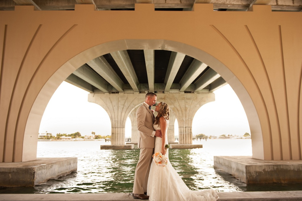 Pink And Peach Rustic Glam St Pete Wedding Isla Del