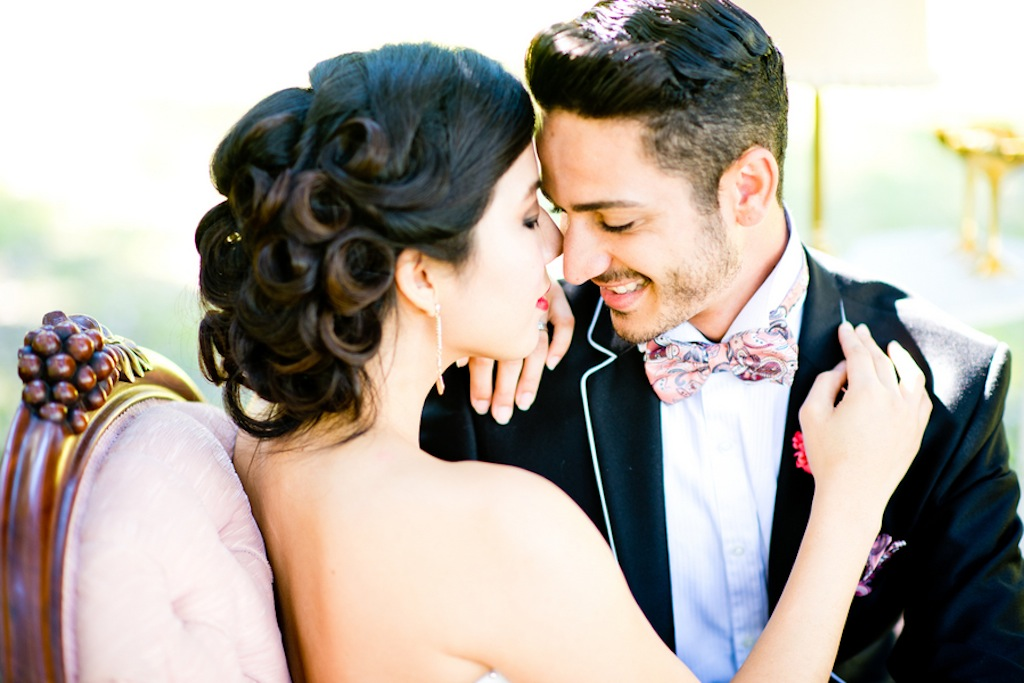 Vintage, Garden Wedding Styled Shoot by Kera Photography