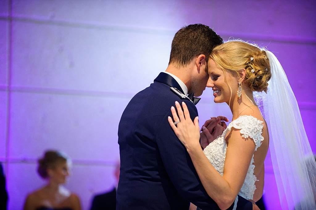 St. Petersburg Museum of Arts Wedding - First Dance