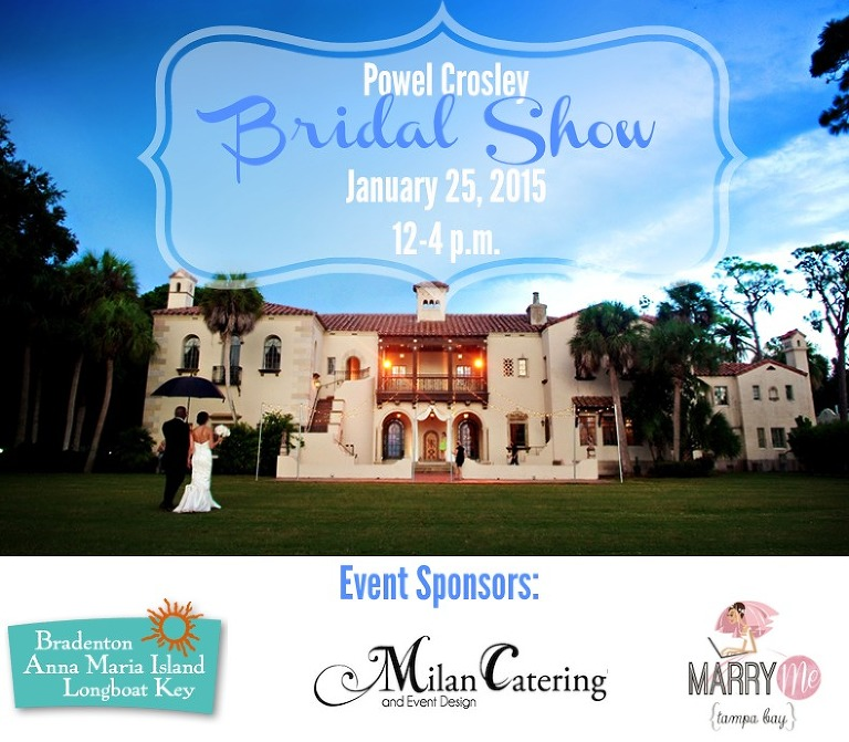 Sarasota Bridal Show January 2015 - Wedding Venue Powel Crosley