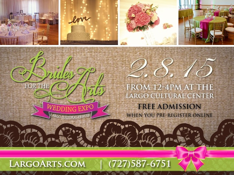 Largo Bridal Show - February 8, 2015 - St. Pete, FL