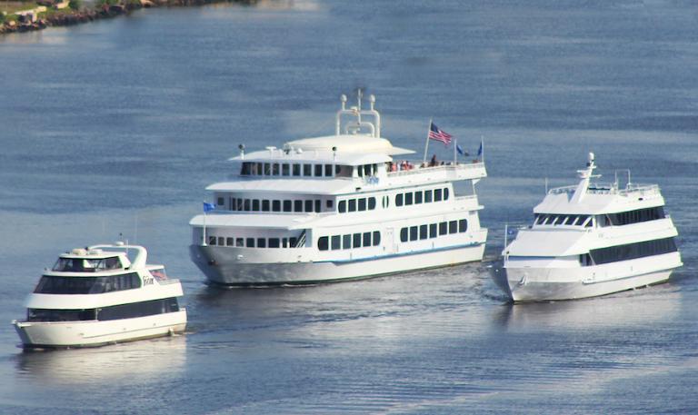 Yacht StarShip Wedding Ceremony