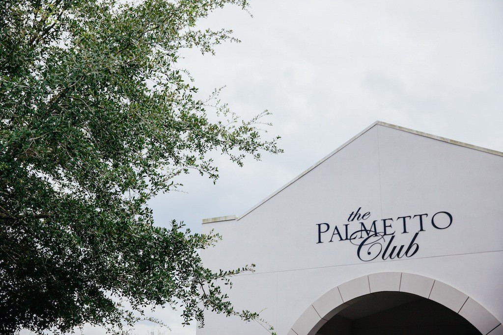 Palmetto Club Wedding Venue