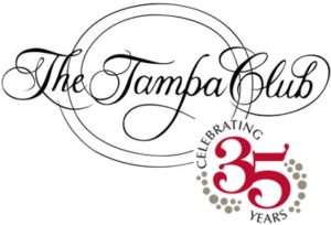 The Tampa Club Downtown Tampa Wedding Venue
