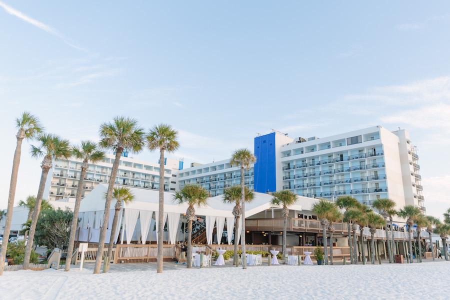 Hilton Clearwater Beach | Clearwater Beach Ballroom Wedding Venue