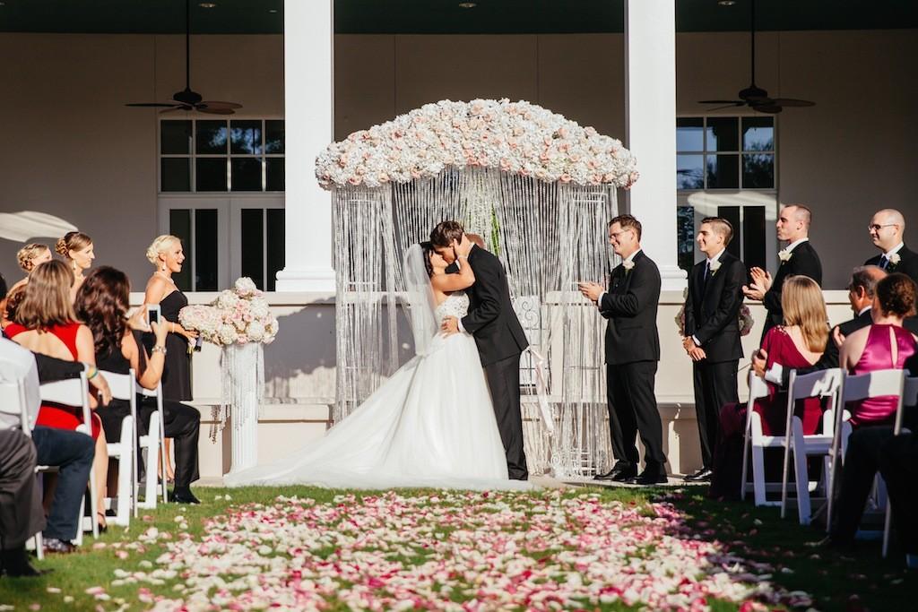 Palmetto Club Wedding Ceremony