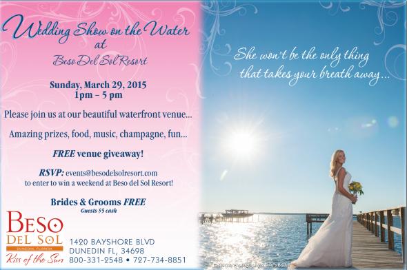 Waterfront Wedding Venue Beso del Sol | Dunedin, Fl - Tampa Bay (5)