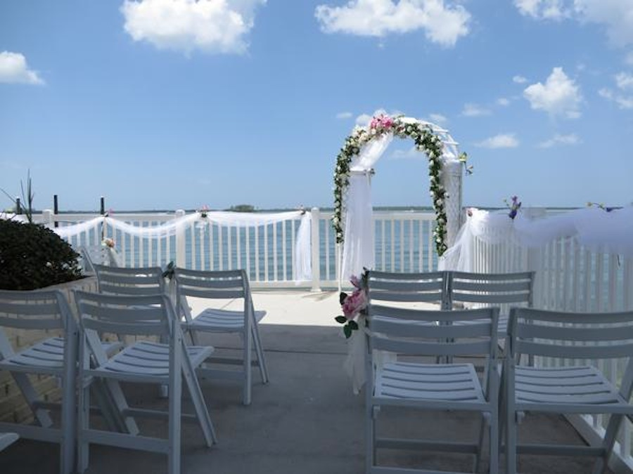 weddings on the water marry me tampa bay local real wedding