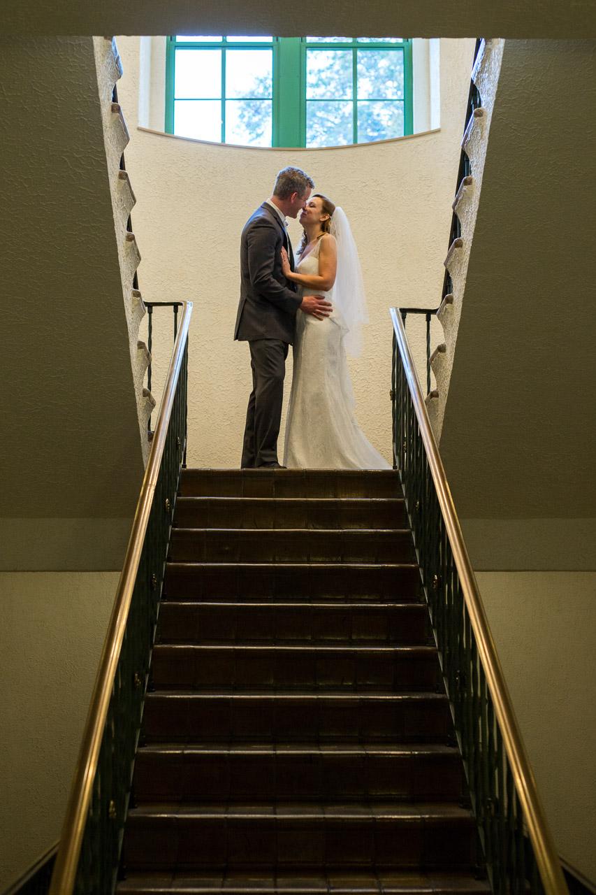 Bride and Groom Wedding Portrait |Jeff Mason Photography