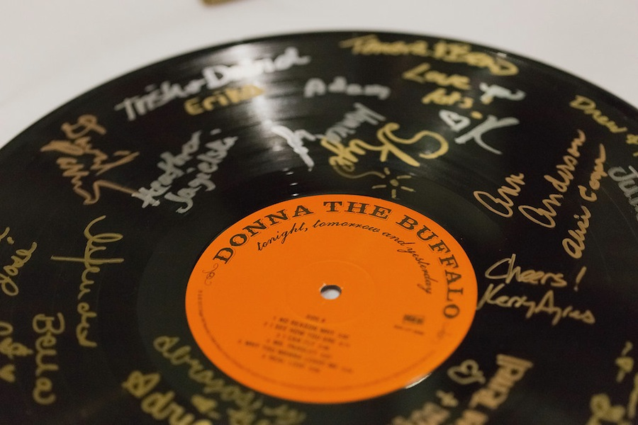 Wedding Guest Book   Music Record