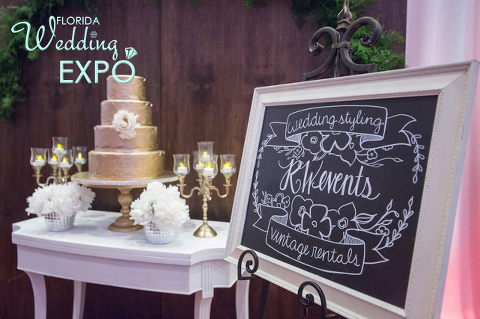 Florida Wedding Expo | Sunday, April 12, 2015, Embassy Suites USF Tampa