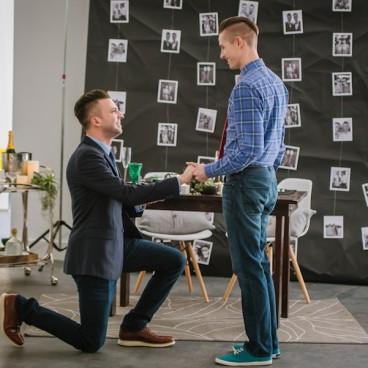 Surprise Wedding Engagement Proposal   Tampa Wedding Photographer Ashlee Hamon Photography
