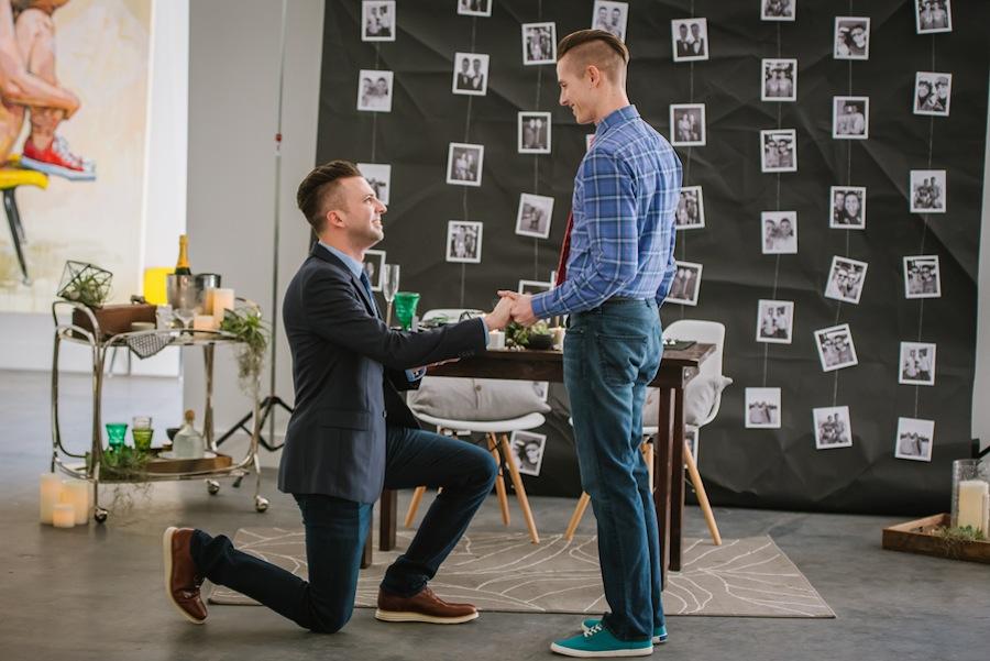 Surprise Wedding Engagement Proposal | Tampa Wedding Photographer Ashlee Hamon Photography