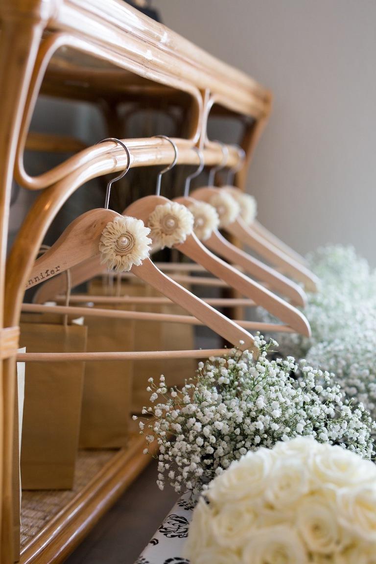 Bridesmaid Wedding Hangers