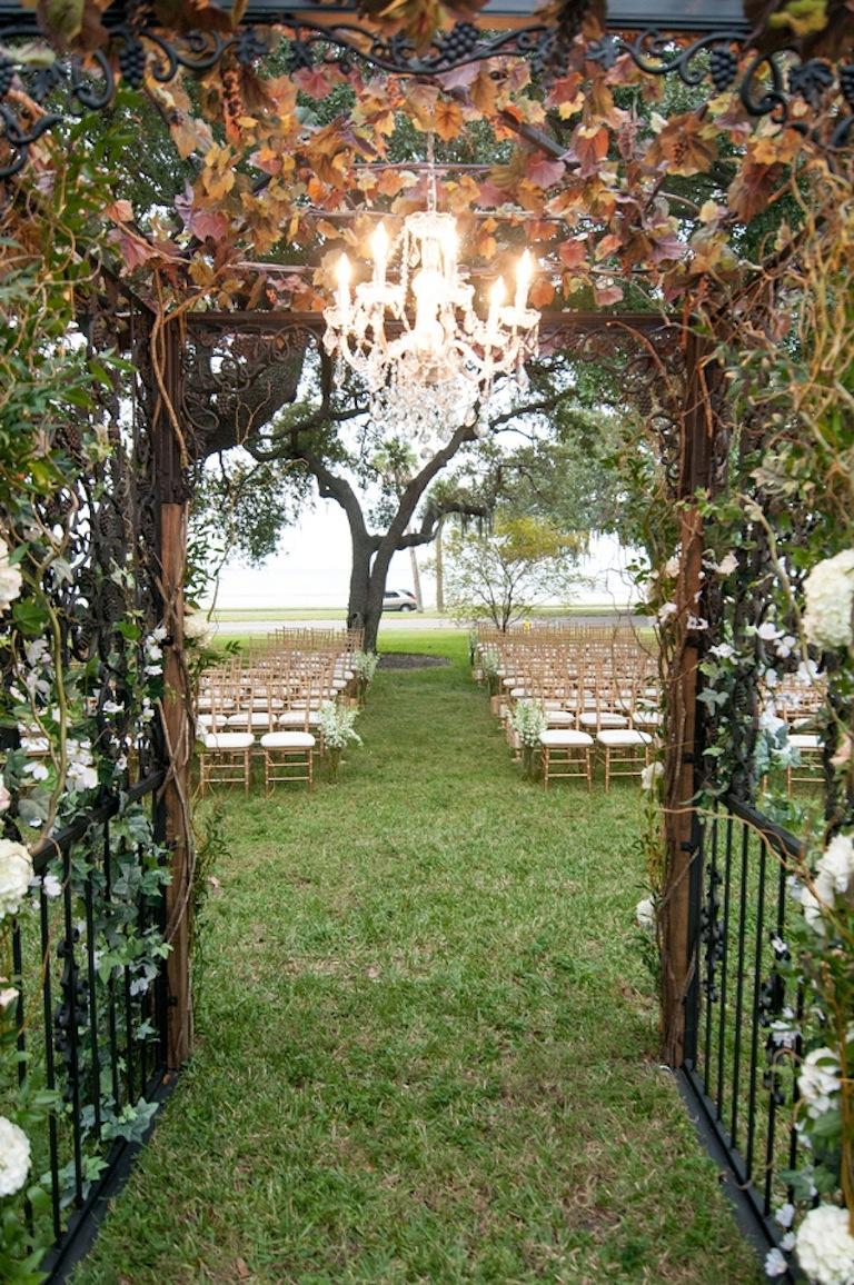 South Tampa Wedding Venue Garden Club Secret Inspired Florist Le