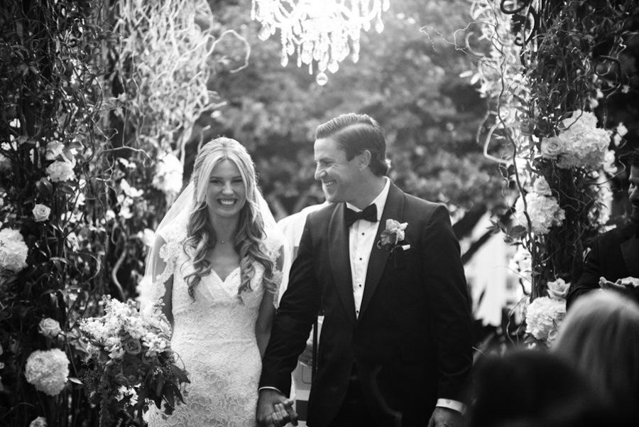 South Tampa Wedding Venue Tampa Garden Club   Caroline & Evan Photography