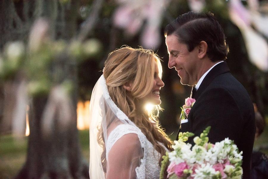 South Tampa Wedding Portrait   Caroline & Evan Photography