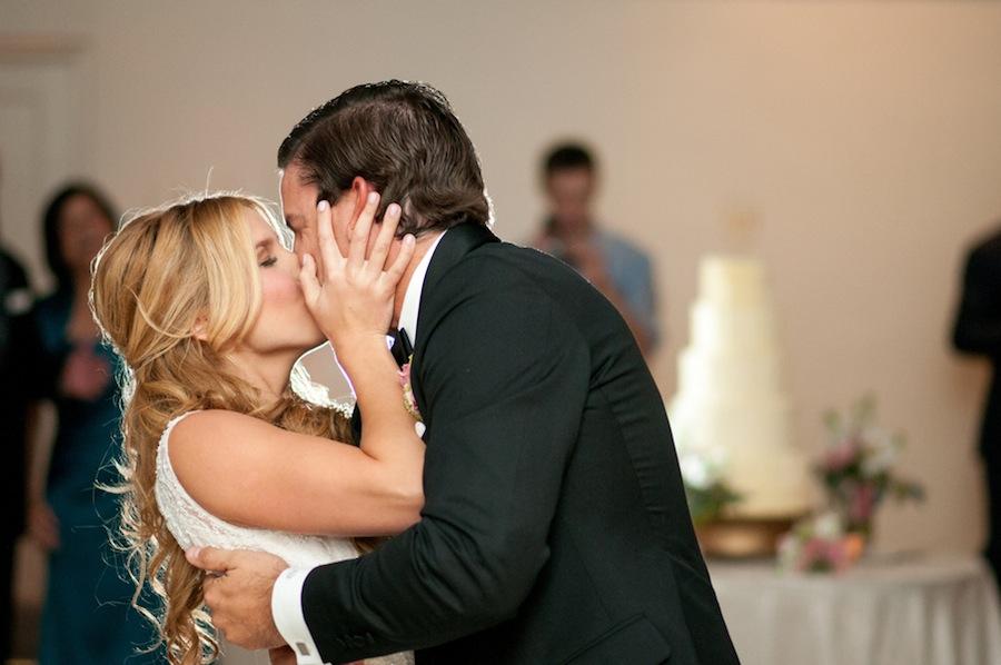 South Tampa Wedding Reception   Tampa Garden Cllub   Caroline & Evan Photography