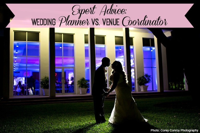 Expert Advice Wedding Planner vs. Venue Coordinator