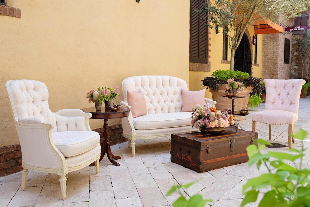 A Chair Affair Furniture Collections | Tampa, Central Florida Wedding and Event Rentals from A Chair Affair
