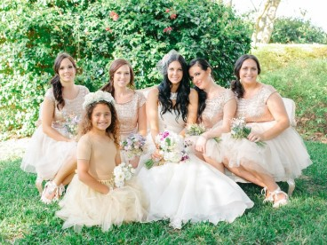 Gold Bridesmaid Dresses | David's Bridal