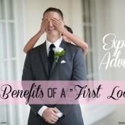 Expert Advice Benefits of a First Look | By Tampa Wedding Photographer Marc Edwards Photographs
