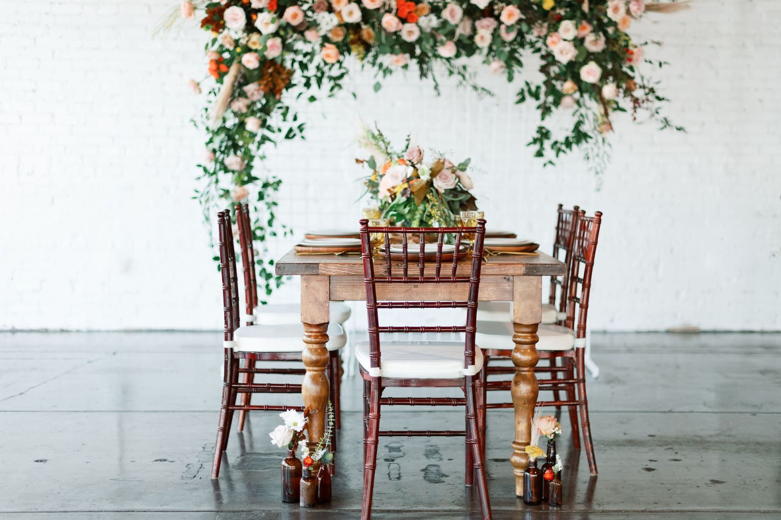 A Chair Affair | Monaco Table Rental