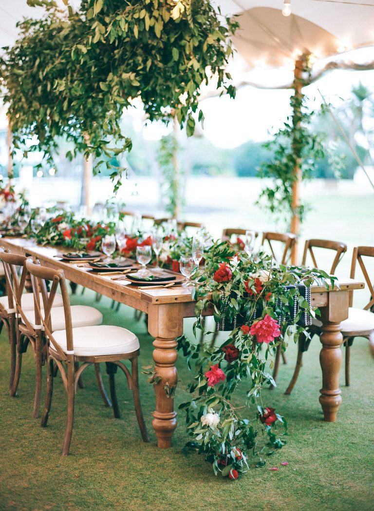 A Chair Affair | Monaco Table Rental