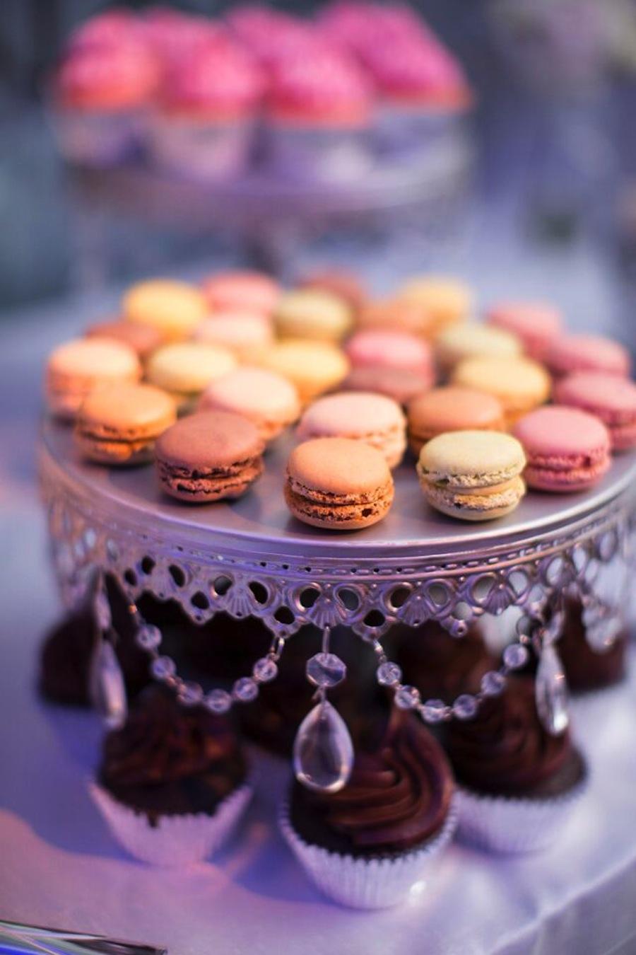 Wedding Macaroons | Tampa Wedding Cake & Bakery