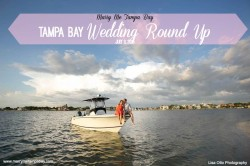 Tampa Bay Wedding Round Up: July 3, 2015 | Photo: Lisa Otto Photography