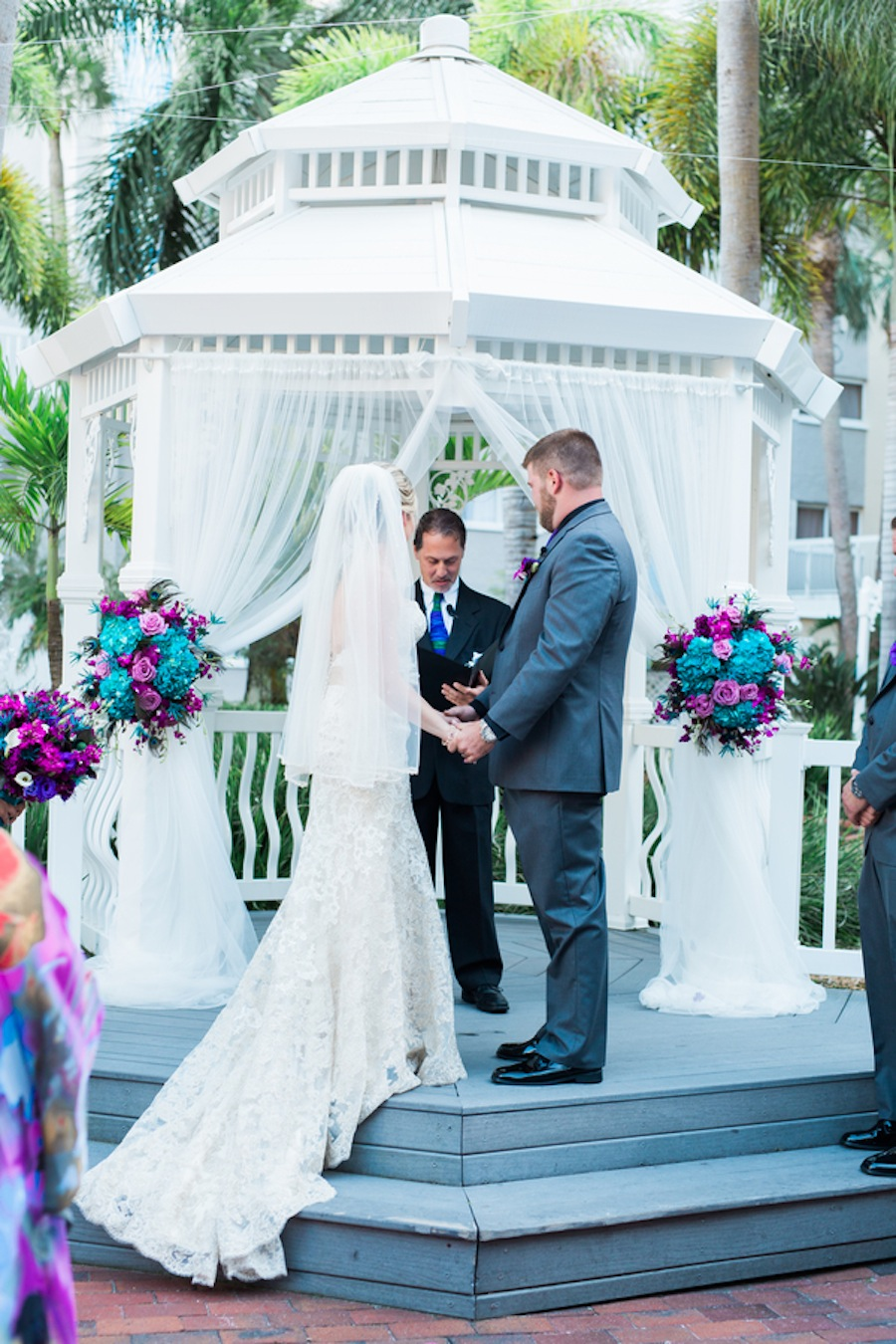 St. Petersburg Wedding Ceremony | Island Grande