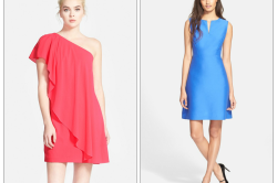 Aidan by Aidan Mattox One-Shoulder Crepe Dress, Anniversary Sale Price: $125.90 | kate spade new yorksplit neck a-line dress, Anniversary Sale Price: $229.90 | Nordstrom Dress Sale