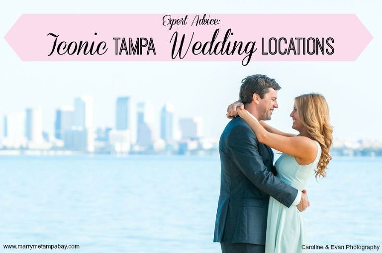 Expert Advice: Iconic Tampa Wedding Locations | Caroline & Evan Photography